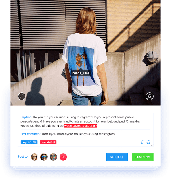 Grum software marketing per pubblicare automaticamente su instagram