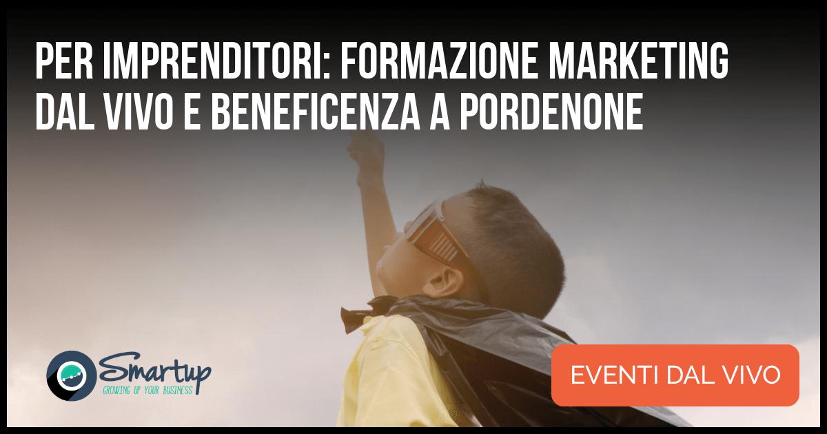 Eventi di marketing dal vivo a Pordenone